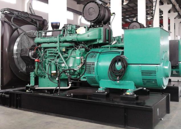 维修柴油发电机组