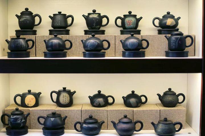 紫砂壶最有名的产地(宜兴紫砂壶泡茶最好吗)插图