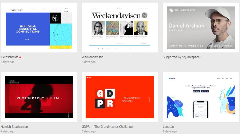 国外25个知名设计网站(推荐收藏)