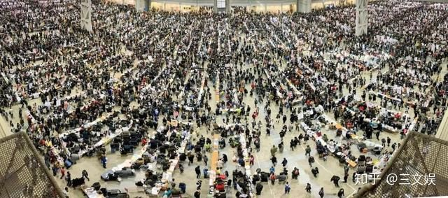 揭秘日本最大同人展57万人参加fate仍是大赢家vtuber同人社团数涨幅