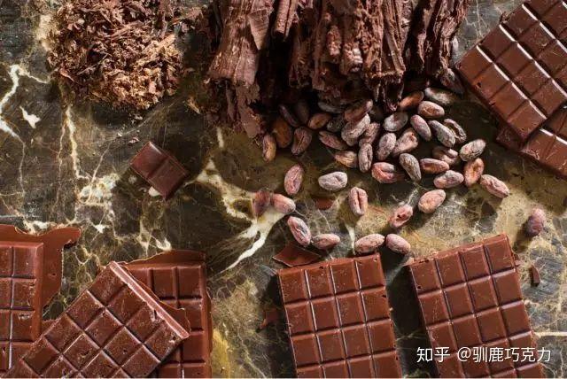 品鉴巧克力正确的步骤巧克力7