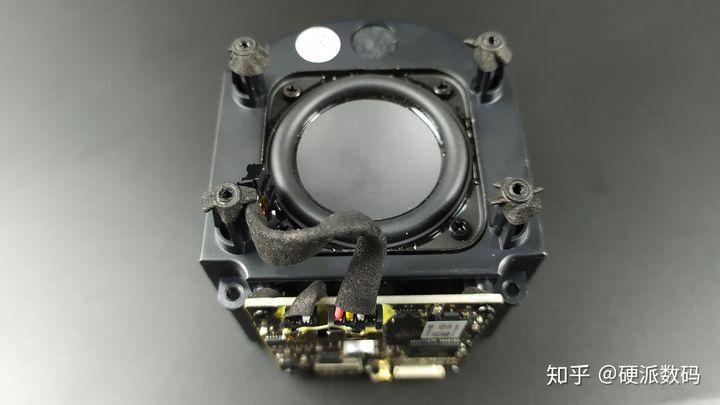 拆机爆料,小度智能音箱1S内部有哪些好玩的东西 数码拆机百科 第12张