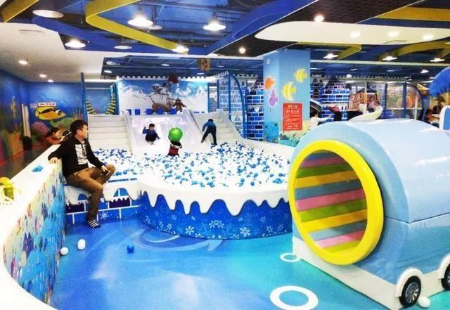 嘉峪关儿童乐园的市场怎么样? 加盟资讯 游乐设备第4张