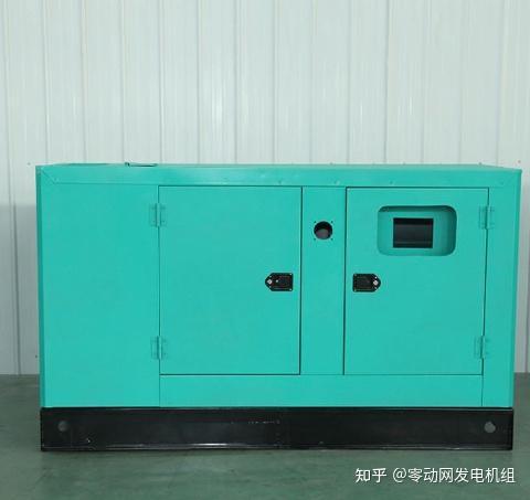 集装箱+发电机组-集装箱式柴油发电机组-静音发电机箱-降噪音发电机