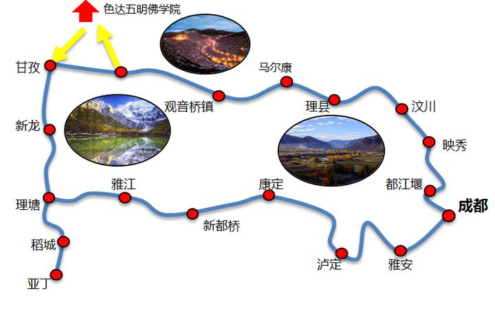 稻城亚丁旅游最佳季节(稻城亚丁是什么地方)