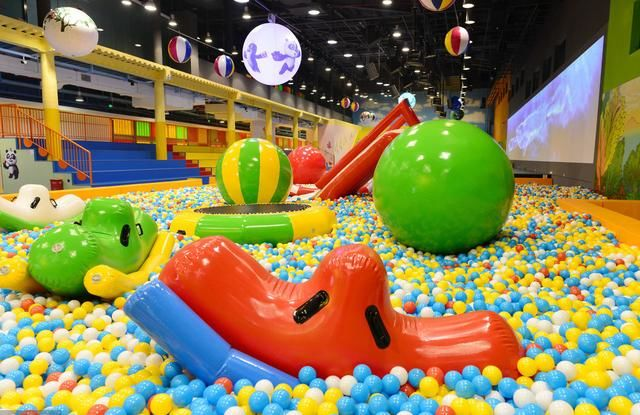 投资开室内儿童乐园该如何合理定价收费? 加盟资讯 游乐设备第4张