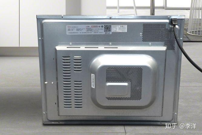 拆机评测:美的嵌入式蒸烤箱一体机TQN34FBJ-SA优缺点曝光 电器拆机百科 第2张