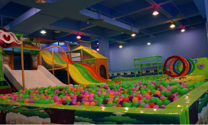 宝鸡怎样开室内儿童乐园? 加盟资讯 游乐设备第2张