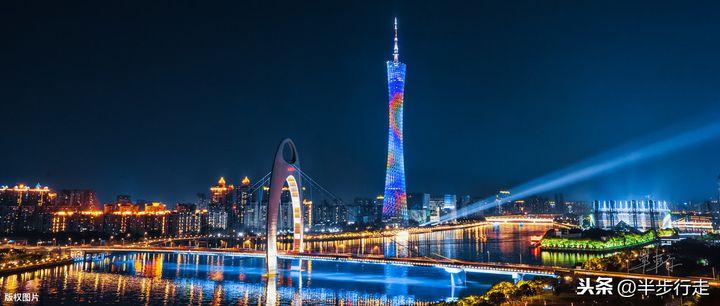 广州塔在哪个区(广州塔有几个最佳观赏位置呢)