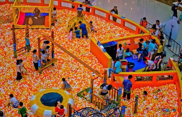 甘肃儿童乐园选址攻略 加盟资讯 游乐设备第6张