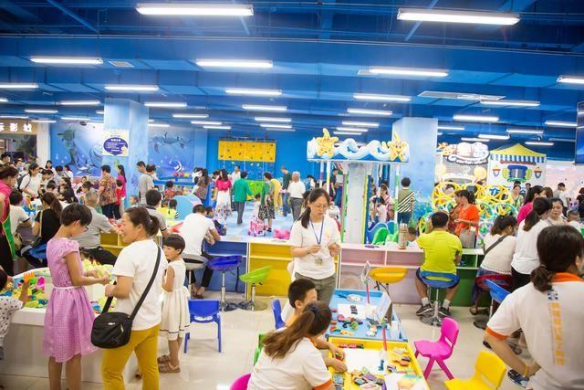 成功开一家室内儿童乐园淘气堡需了解的三个方面! 加盟资讯 游乐设备第2张