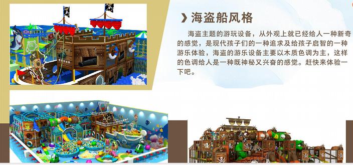 陇南儿童乐园加盟儿童乐园设备 加盟资讯 游乐设备第6张
