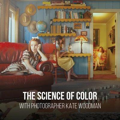 【S924】色彩美学如何控制色彩-中文字幕 RGGEDU-凯特·伍德曼(Kate Woodman)