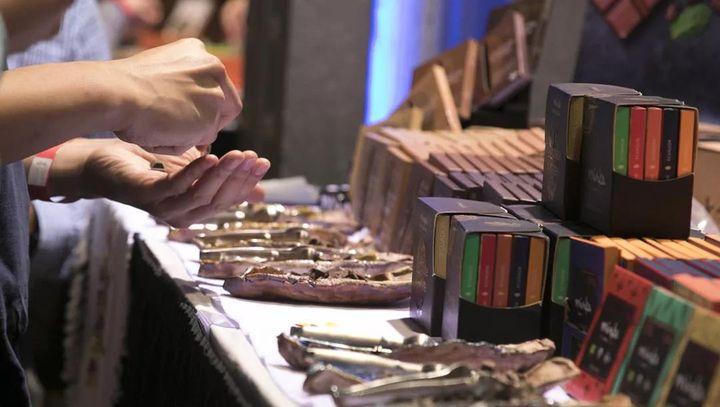 纽约最大规模巧克力show回归,成年人的治愈很简单巧克力4