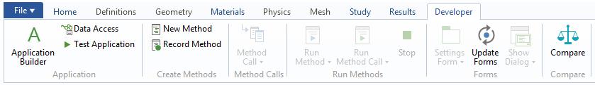 如何在 COMSOL 软件中比较两个模型文件插图