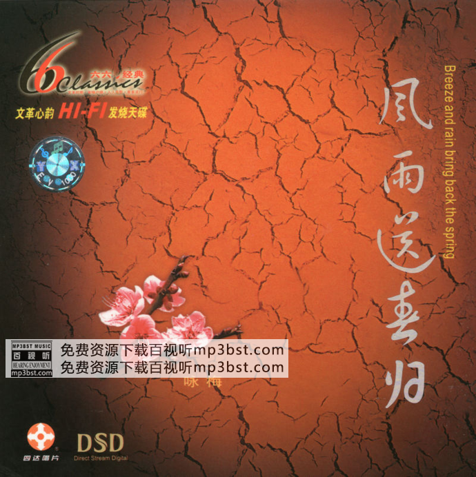 亦薇 -《风雨送春归 DSD》[WAV]