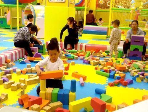 儿童有什么好项目可以做?能开儿童乐园? 加盟资讯 游乐设备第2张