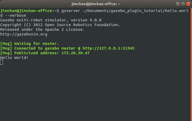 【ROS-Gazebo】仿真插件编写教程(1)——概述插图