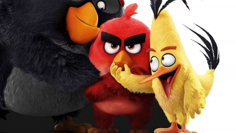 怒的小鸟_怒鸟先飞:观第一部手游改编电影《愤怒的小鸟》有感 - 知乎