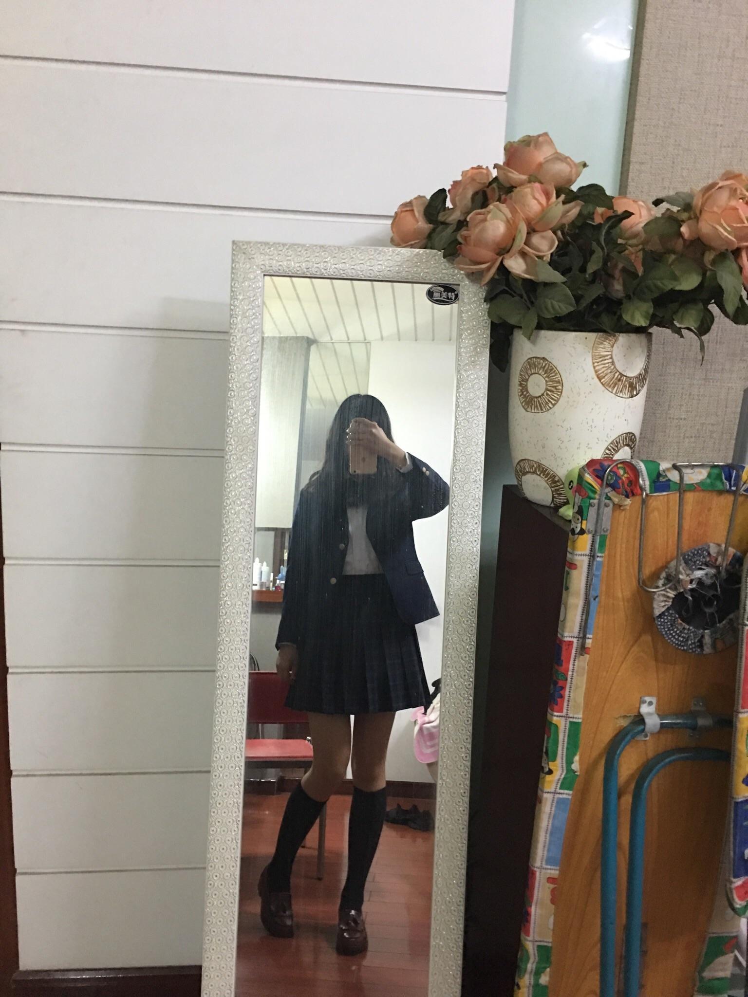 高个子女生适合JK制服吗?