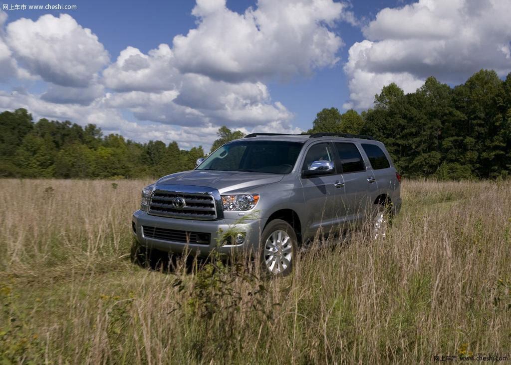 丰田的SUV究竟有多丰富?