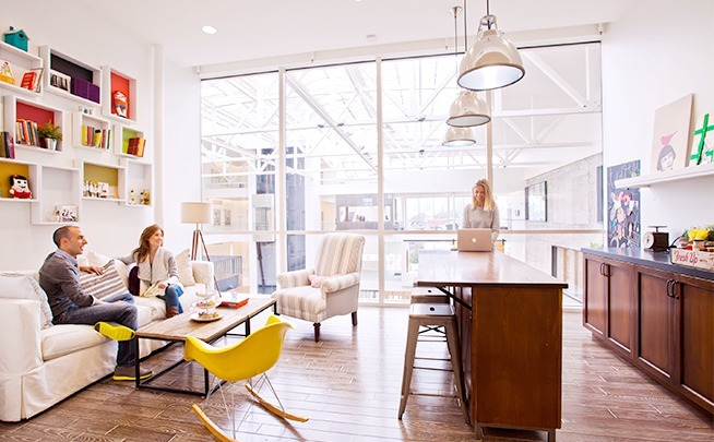 Airbnb 是如何设计办公室的