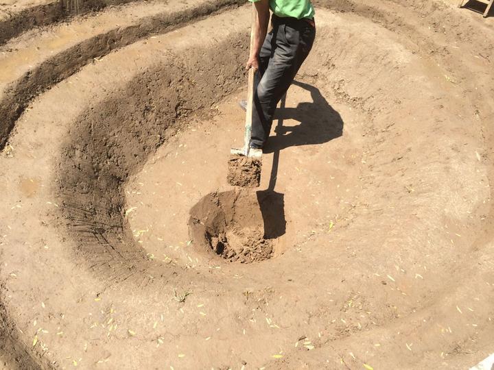 庭院建造池塘的造景过程【转自weibo:@马锐拉】插图(16)