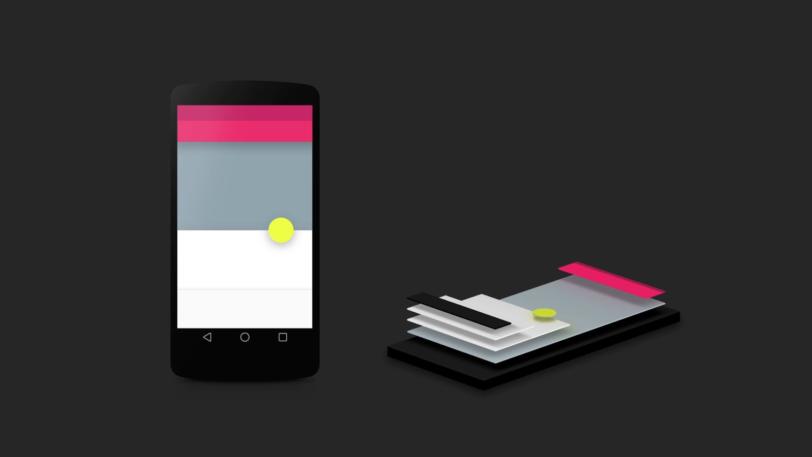 【NEXT Collections】关于实践 Material Design 的三个问题