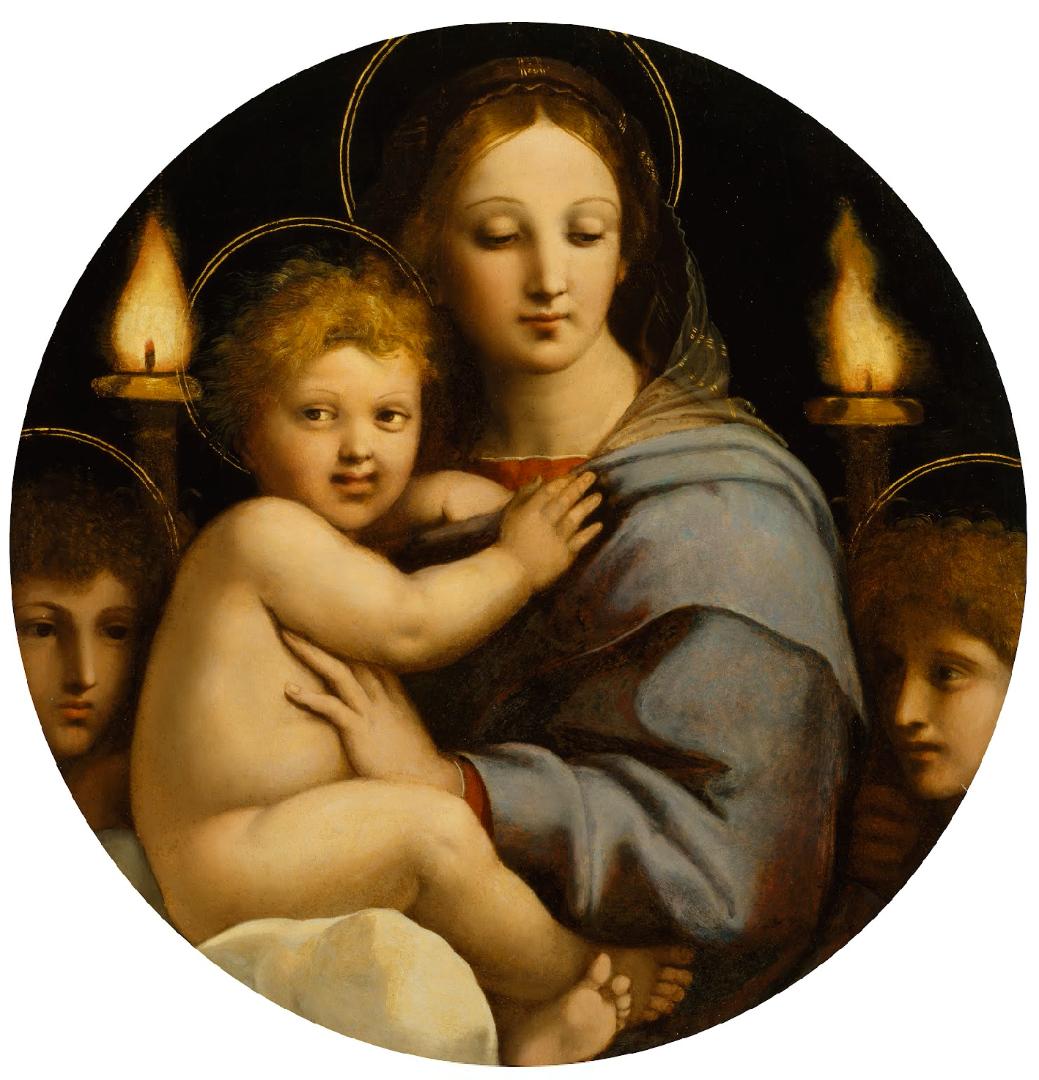 扬帆意大利|【外行也能看画】圣母像中的文艺复兴