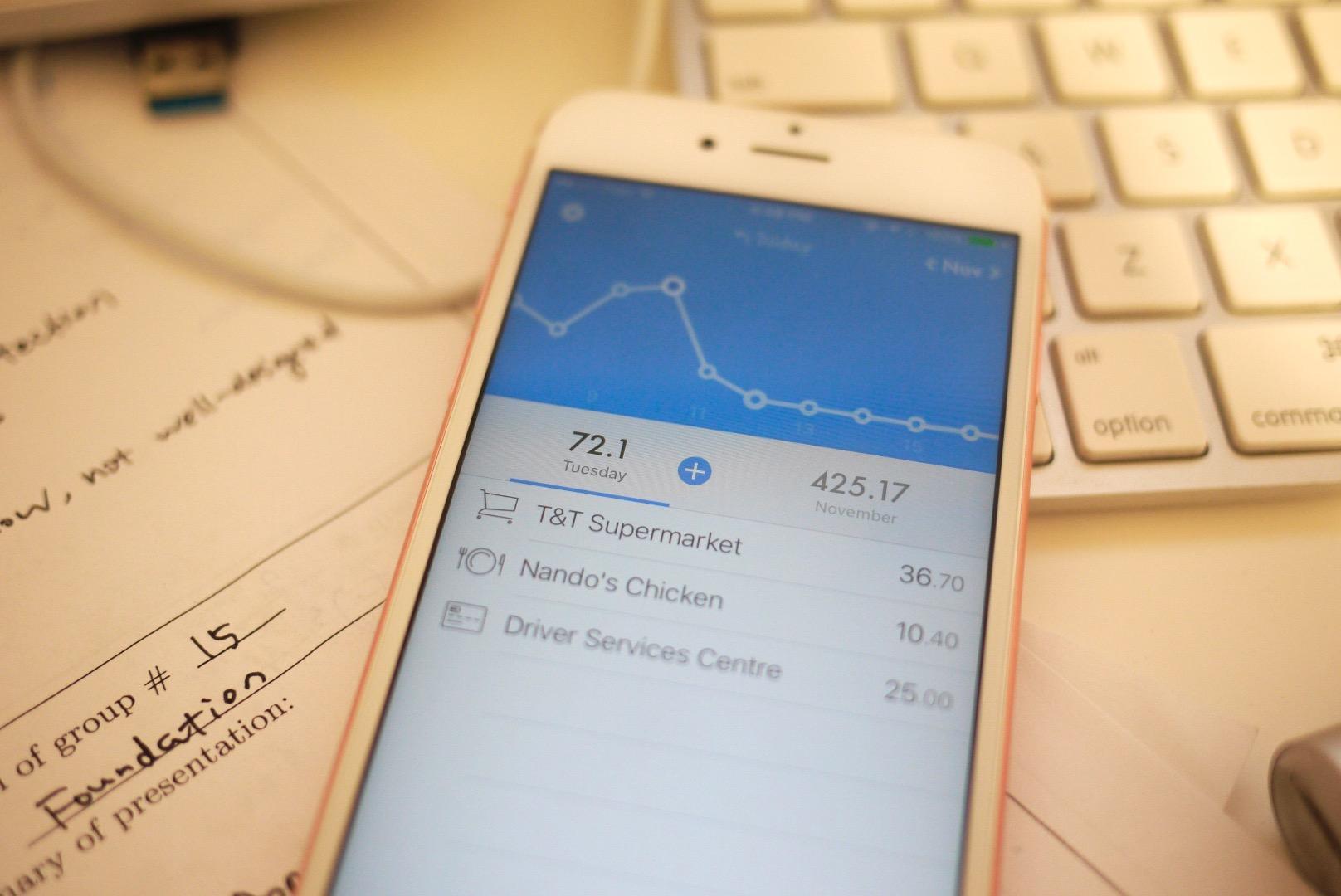 Expense - 简洁好用的 iOS 记账应用上架了