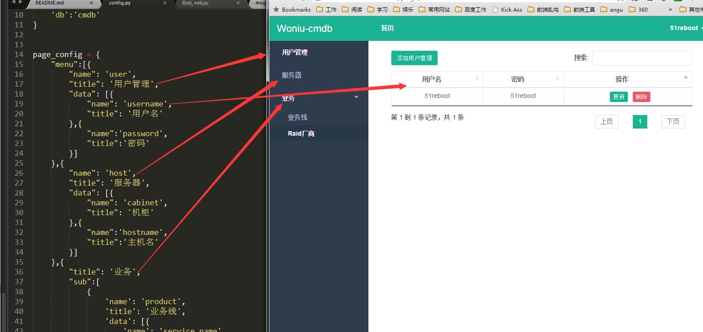 10min手写(四):写配置文件生成增删改查系统