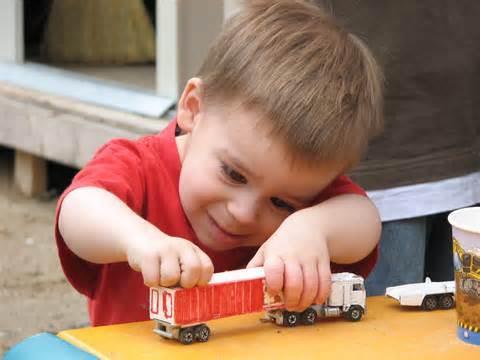 如何提高孩子的专注力(2)——挑战区,游戏和心流体验