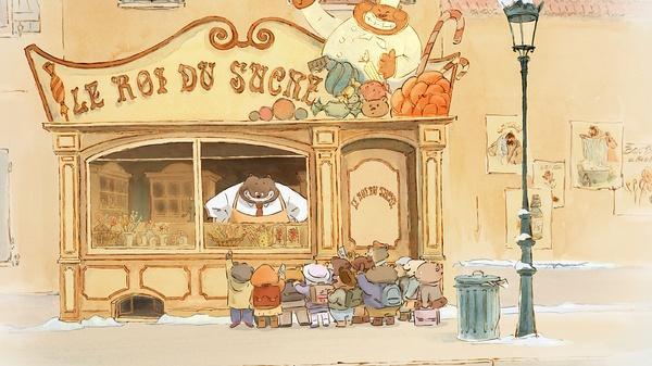 动画 迪斯尼 电影 全集/9、【乌鸦之日】【Le Jour des Corneilles】2012,96分钟