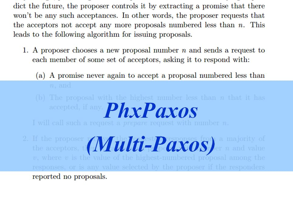 Paxos理论介绍(2): Multi-Paxos与Leader