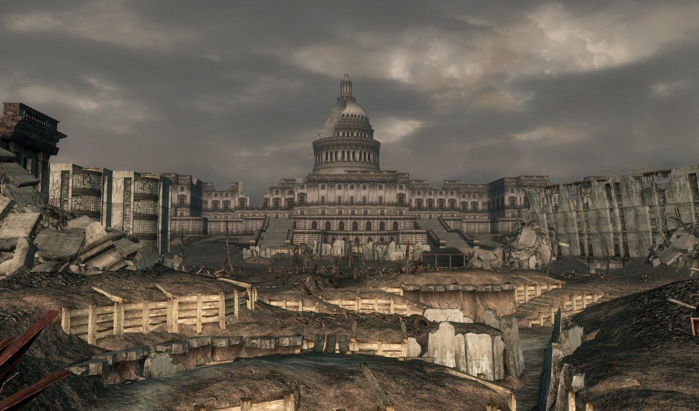 用世界来叙事:辐射3(Fallout3)