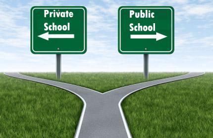 美国公立私立学校到底有煞区别?