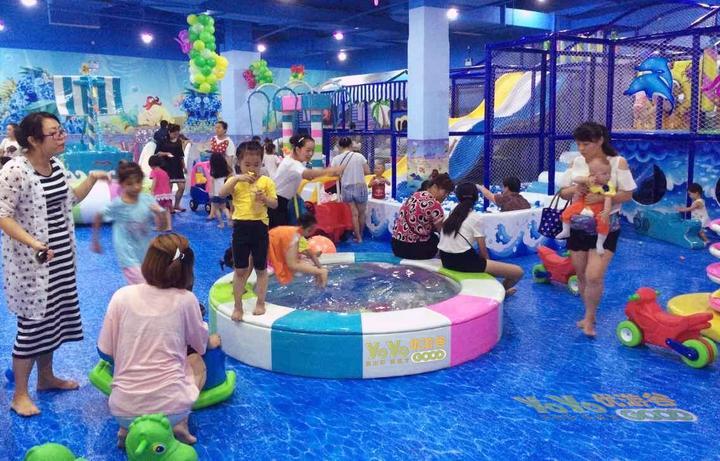 在乡镇开儿童乐园怎么样?赚钱吗? 加盟资讯 游乐设备第2张