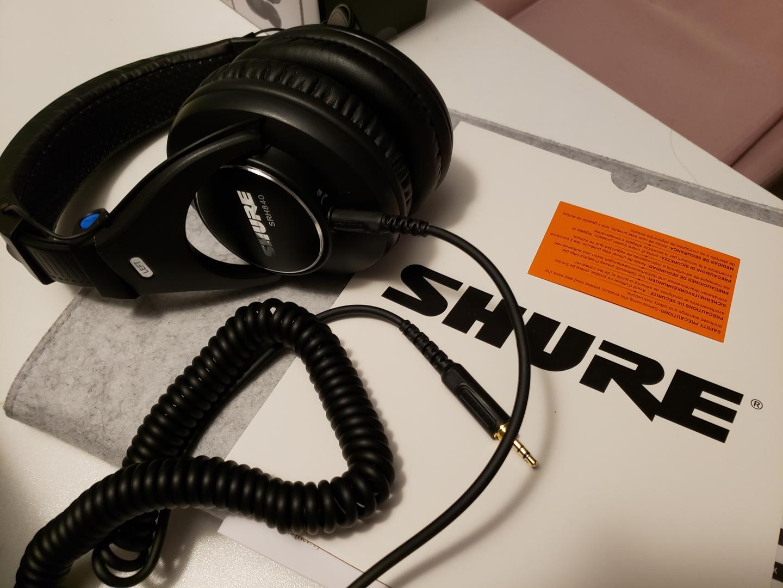 棋逢对手?舒尔SRH840头戴式耳机音质测评