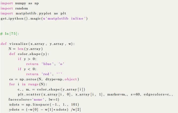 如何解决LaTeX 的listings 产生的代码丑出天际这一问题? - 知乎
