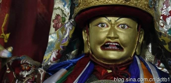 你所不知道的藏族—西藏的预言使者 神谕