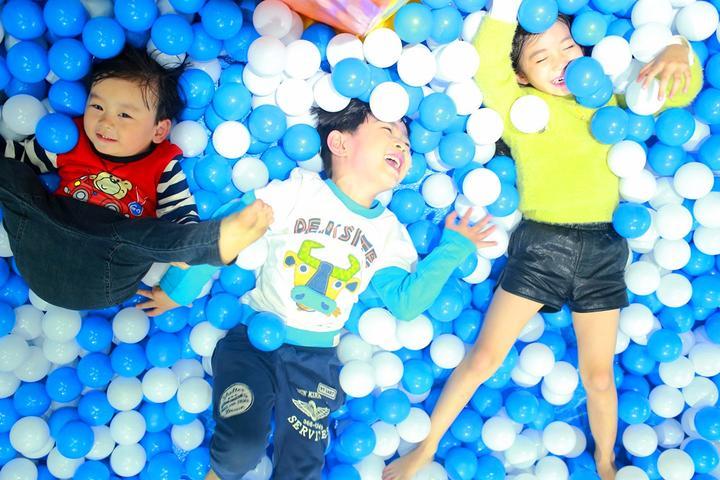 晋中儿童乐园运营方法是什么? 加盟资讯 游乐设备第1张
