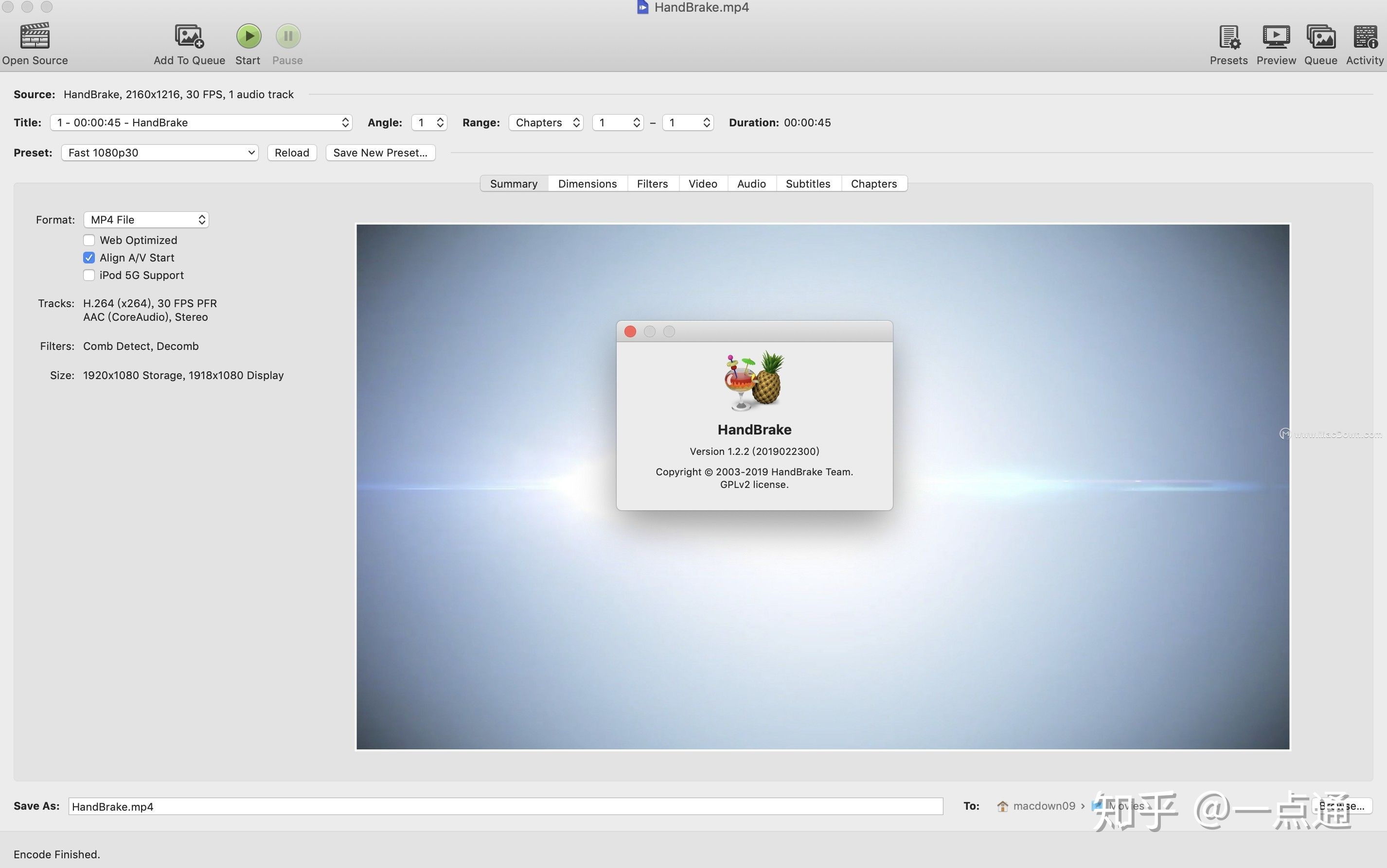 狸窝mac_Mac上五大视频格式转换神器,总有一款适合你-知乎
