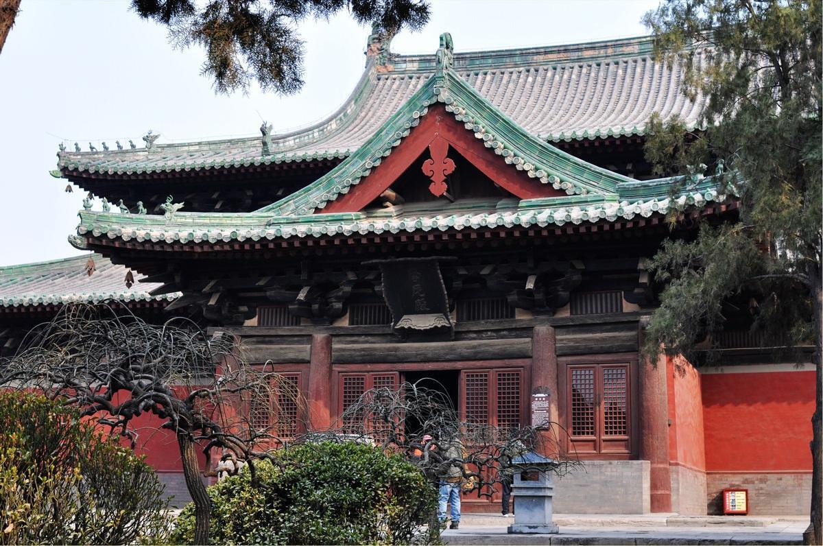四知先生_那些美丽的中国古建筑 其二 - 知乎