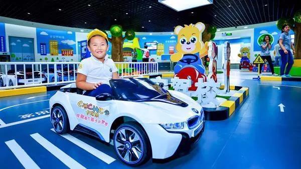 最新大型儿童游乐设施有哪些? 定西儿童乐园供应商 加盟资讯 游乐设备第2张