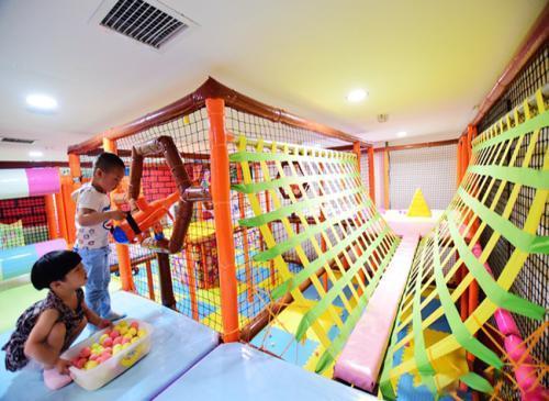 儿童乐园最近很火,哪些项目比较受小朋友喜爱? 加盟资讯 游乐设备第5张