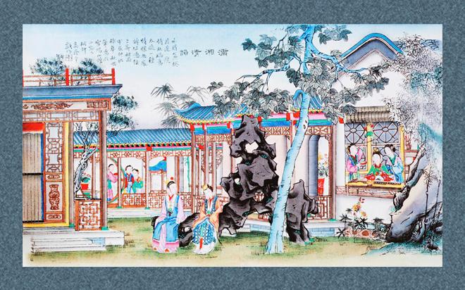 从金陵判词看林黛玉、薛宝钗和王熙凤的一生丨《红楼梦》英译