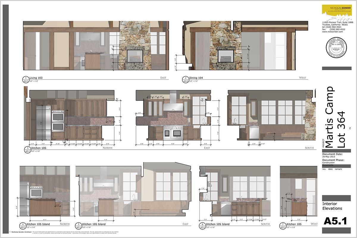 Sketchup Layout 室内设计施工图 工作流