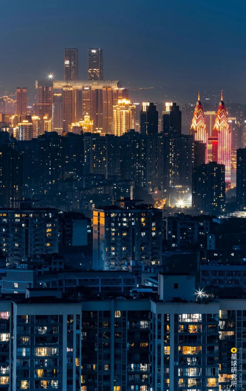 中国不同城市的夜景都有哪些特色?