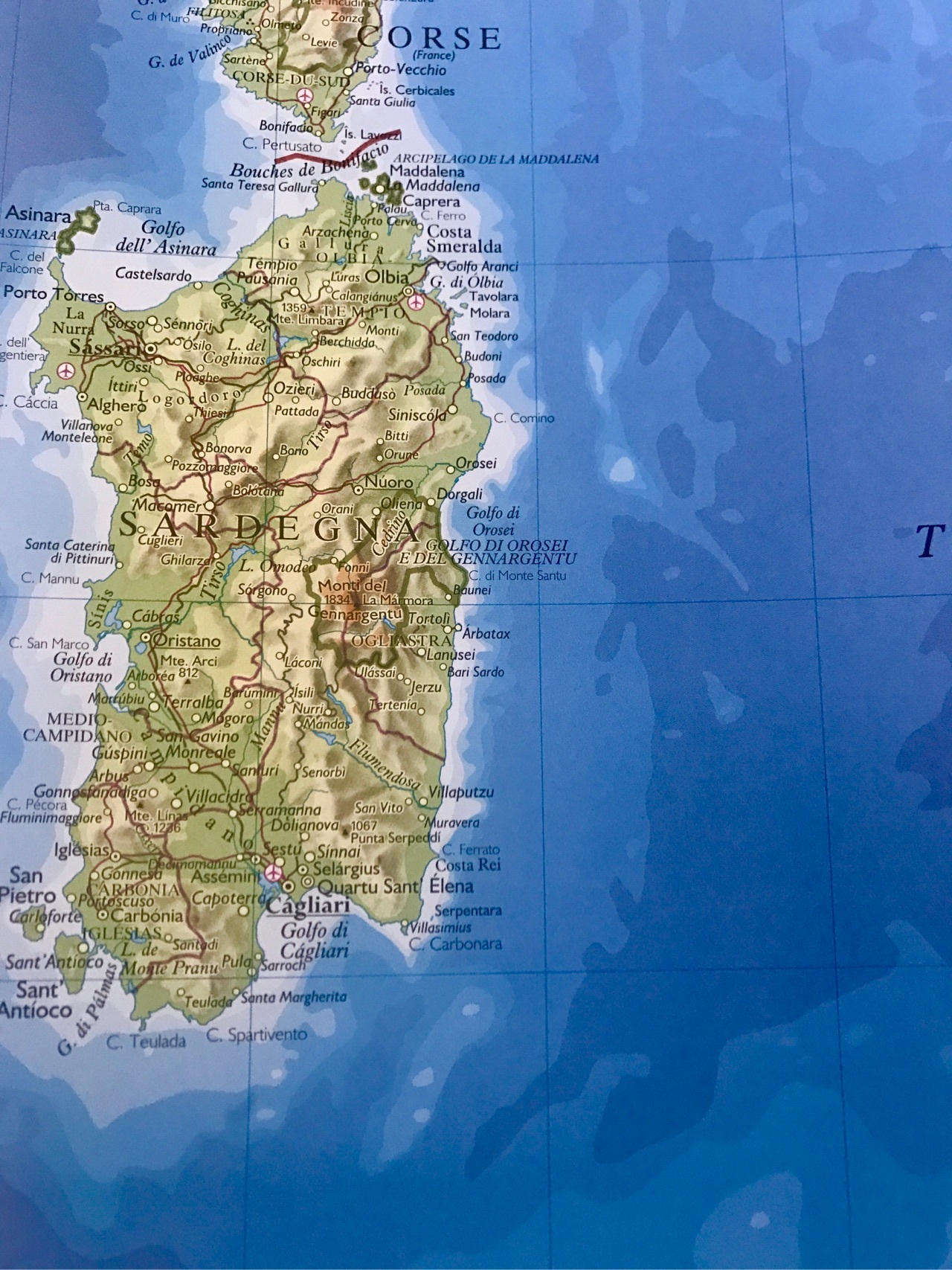 世界 地图 打印 版