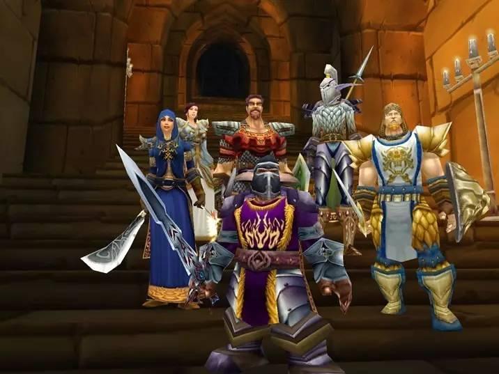 16年前,暴雪宣布了一款名为《魔兽世界》的网络游戏